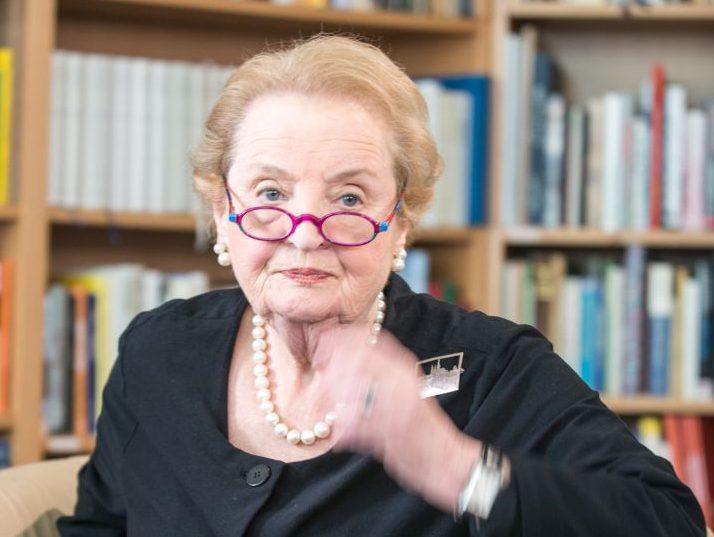 Albrightová, Madeleine