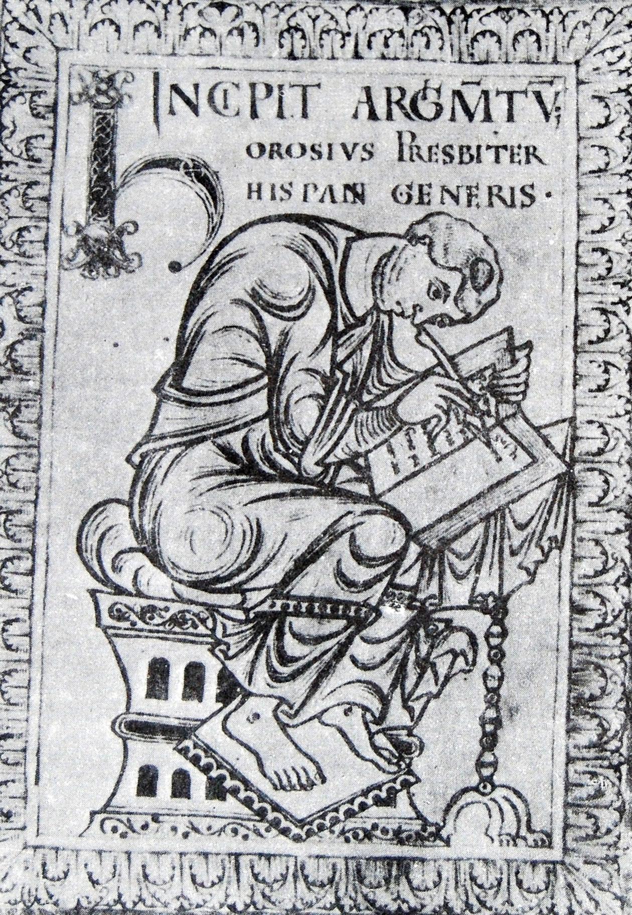 Paulus Orosius