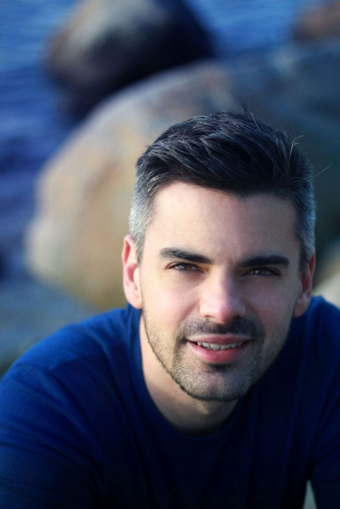 Miquel Reina představuje svou pohádku pro dospělé Světla na moři