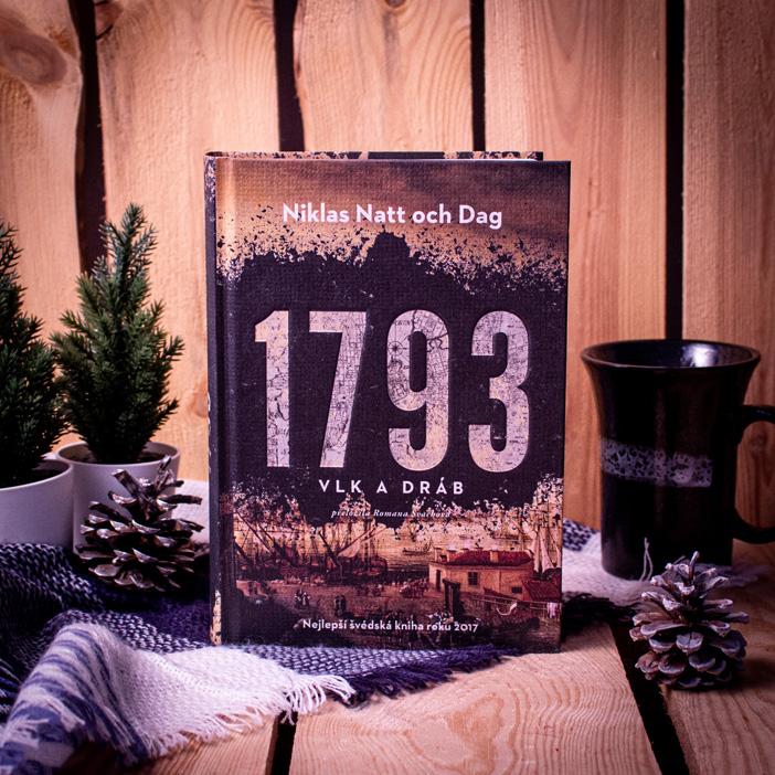 Chcete letět do Stockholmu? Soutěžte s námi a románem 1793!