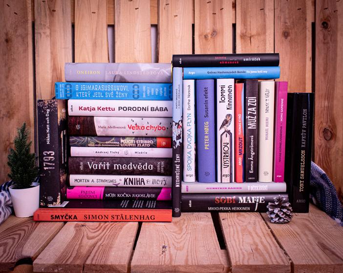 Širé severské literární pláně čekají jenom na vás