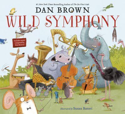 Rozhovor s Danem Brownem o Divoké symfonii
