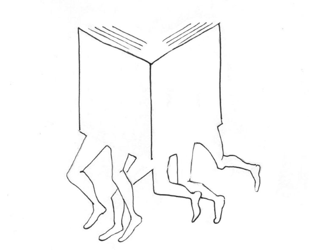 Čtení spojuje – vaši oblíbení autoři na monitoru!