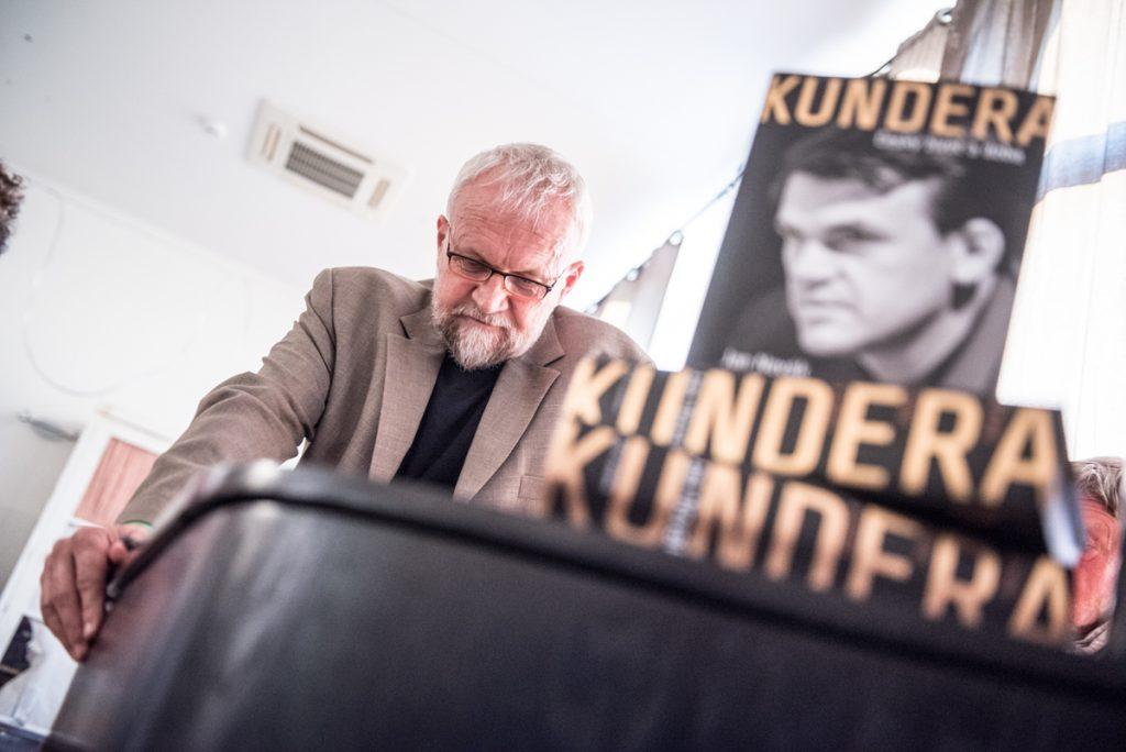 Nad Novákovým Kunderou a jeho ohlasy