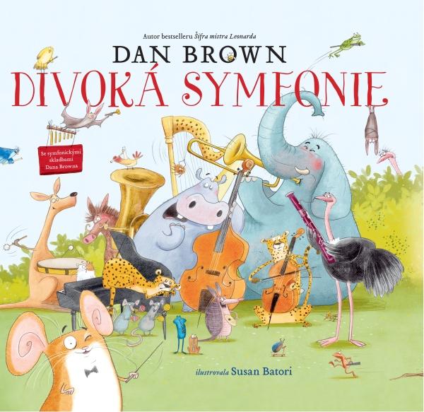 První kniha Dana Browna pro děti vychází česky 15. října