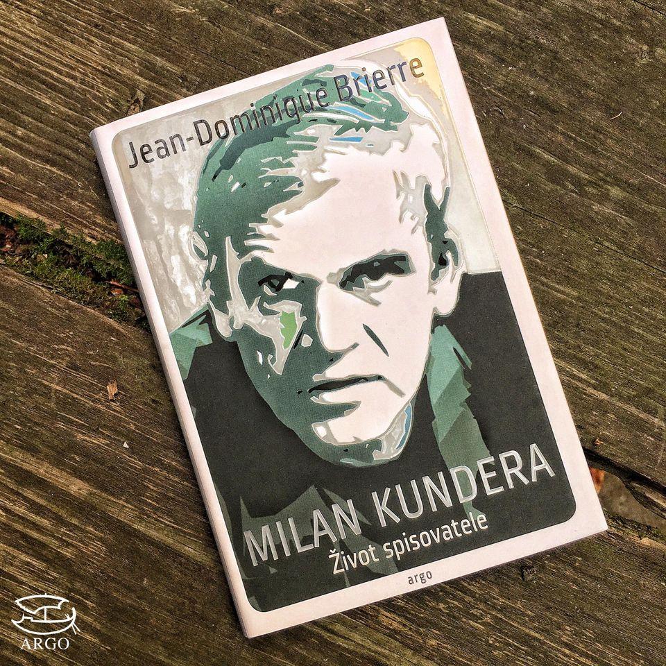 Vychází francouzská biografie Milan Kundera: Život spisovatele