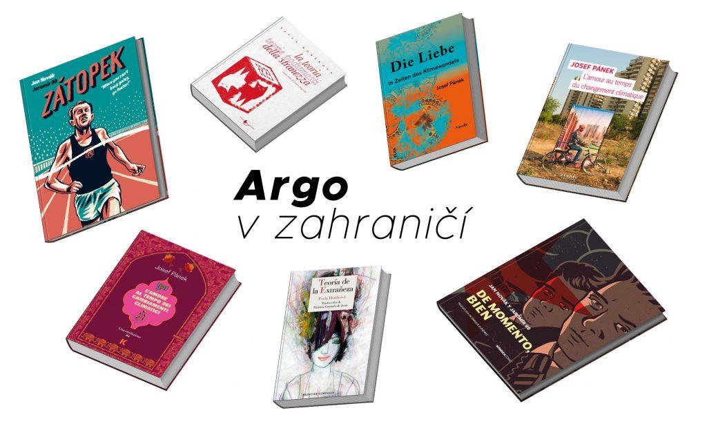 Argo a jeho autoři míří jaře do světa – i za pandemie