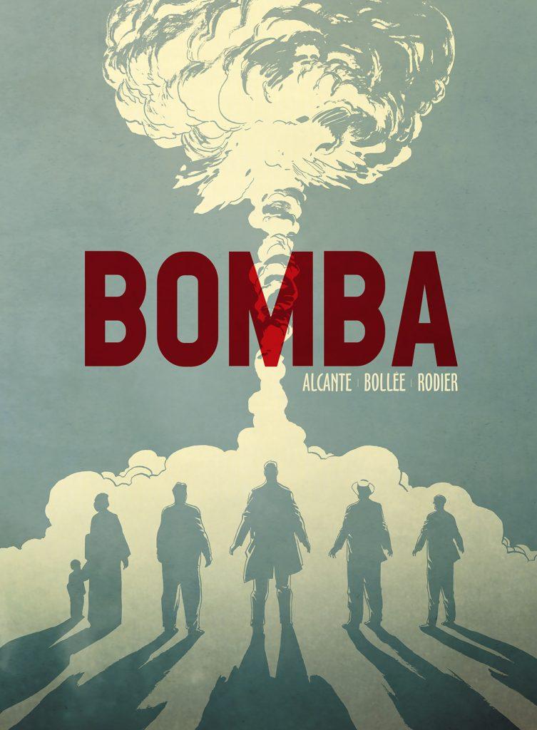 O atomech a lidech aneb tenhle komiks je Bomba