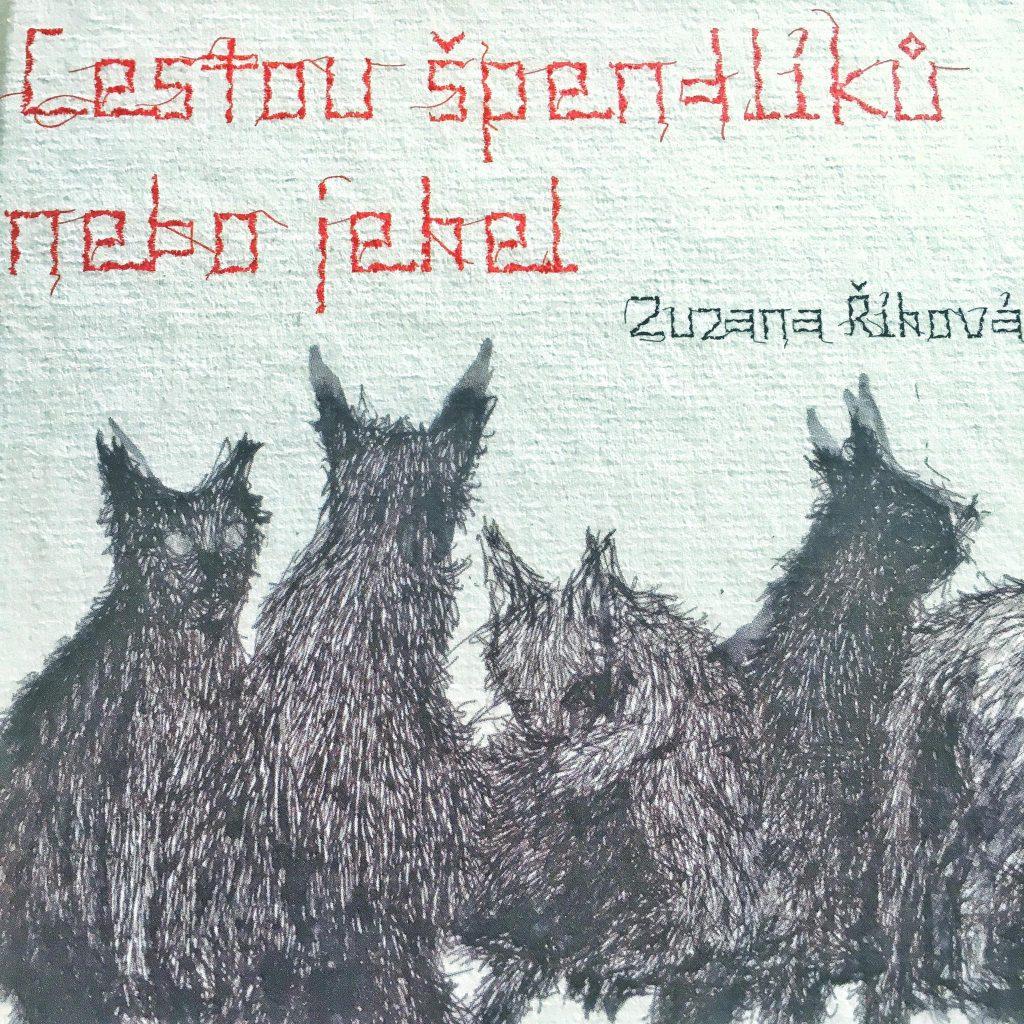 Miloš Urban se ptá Zuzany Říhové na špendlíky i jehly