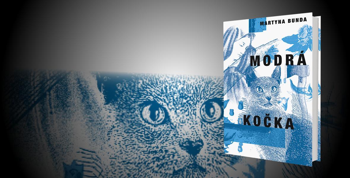 Bunda_Modrá kočka