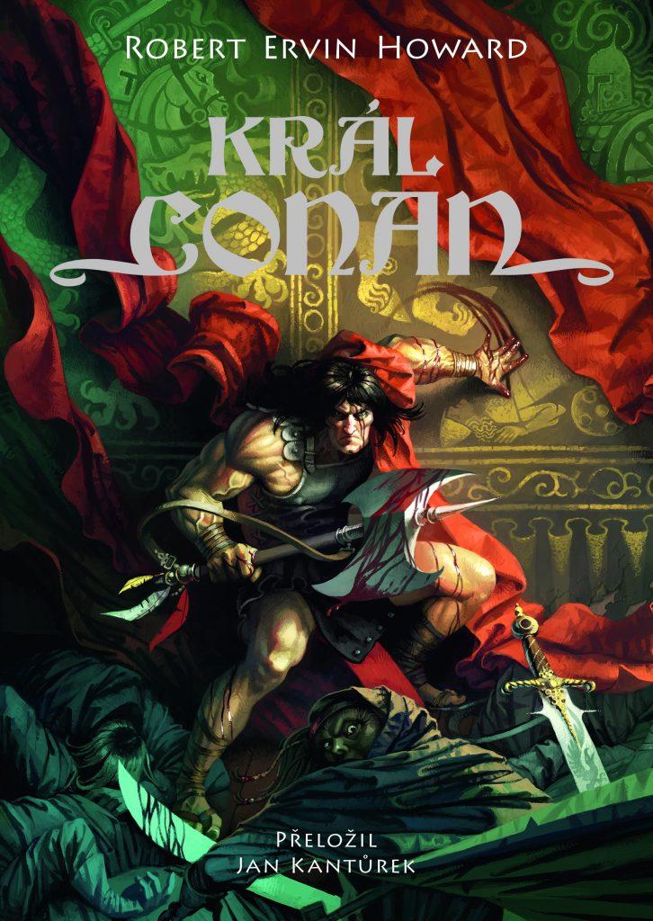 Barbar Conan vychází v královském hávu revidovaných překladů